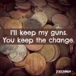 KEEP CHANGE