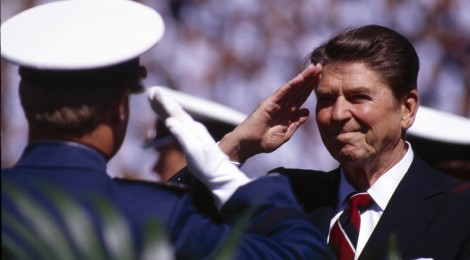 RONALD REAGAN WEST POINT SPEECH