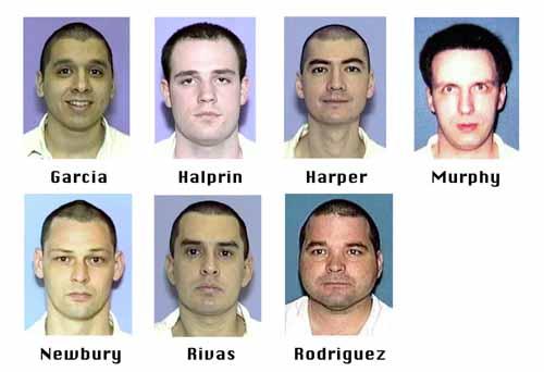 GARCIA, HALPRIN,  HARPER, MURPHY, RODRIGUEZ